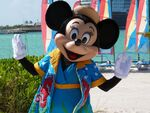 Minnie-Mouse-on-Castaway-Cay