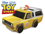 Pizza Planet Truck Lowes