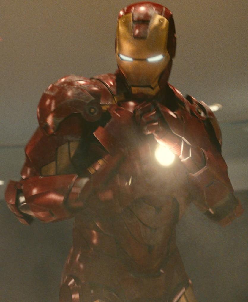 Philips Disney Marvel Iron Man LED Night Light Book Reading Flash Light Torch