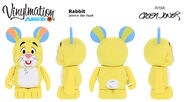 Rabbit-vinylmation