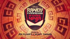 Randy Cunningham-9th Grade Ninja
