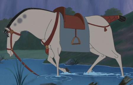 shang s horse disney wiki fandom powered by wikia