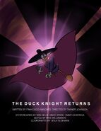 The Duck Knight Returns poster
