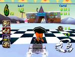 بالصور لعبة السباق الساحرة 8