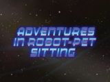 Adventures in Robot-Pet Sitting