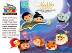 Aladdin Tsum Tsum Tuesday - 2