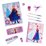 Anna and Elsa 2014 Stationary Supply Kit