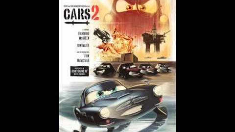 Cars 2 - It's Finn McMissile