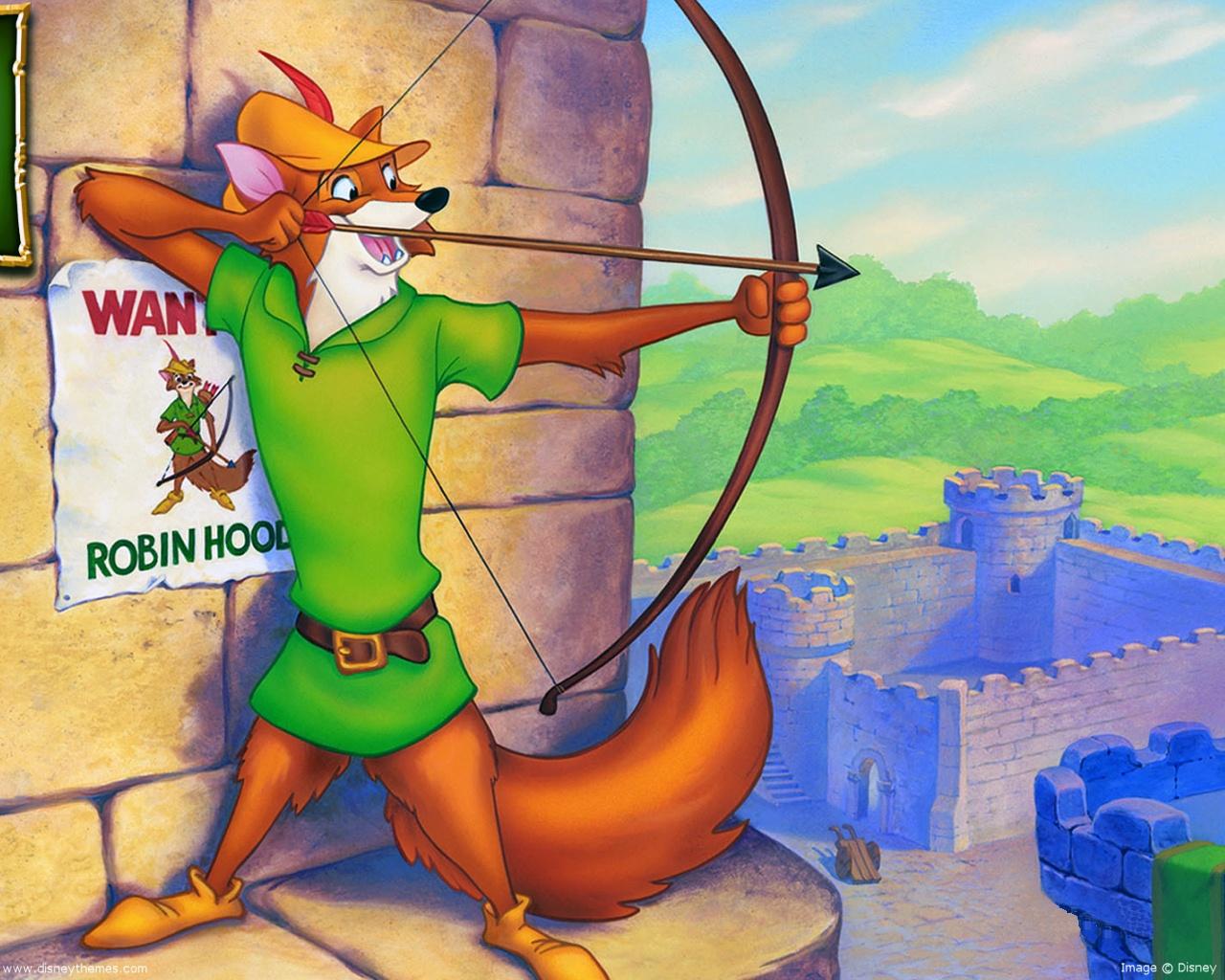 Robin Hood Character Gallery Disney Wiki Fandom Powered By Wikia