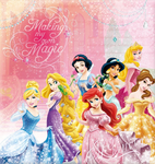 Disney Princess Promotional Art 14