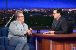 Eric Stonestreet visits Stephen Colbert