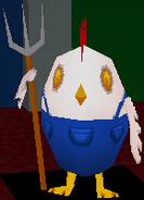 Father Chicken