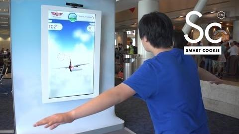 Flying with Disney Planes