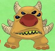Goo Gobbling Booger Beast