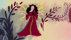 Gothel's mural in TBEA