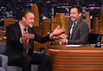 Jason Segel visits Jimmy Fallon