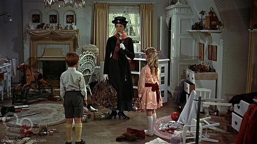 Nursery Mary Poppins Disney Wiki Fandom Powered By Wikia