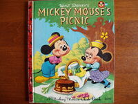 Mickey Mouse's Picnic MMC Book