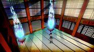 Ninja Supremacy - Dojo room