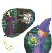Sofia's Magic Lesson 7