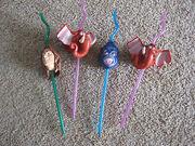 Tarzan straws