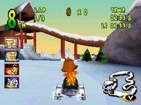 Walt Disney World Quest Racing2