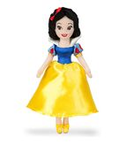 2013 Snow White Mini Bean Bag Plush Doll