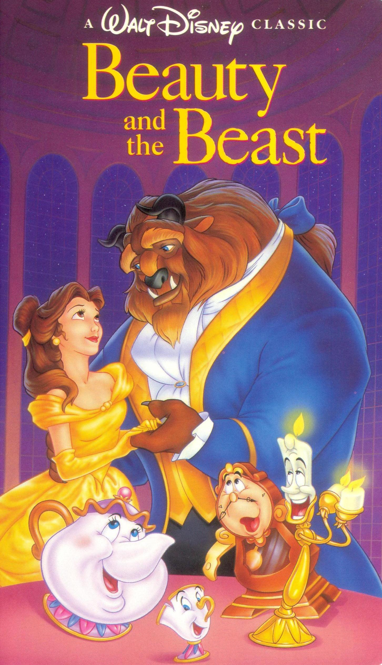 Beauty And The Beast Video Disney Wiki Fandom Powered By Wikia