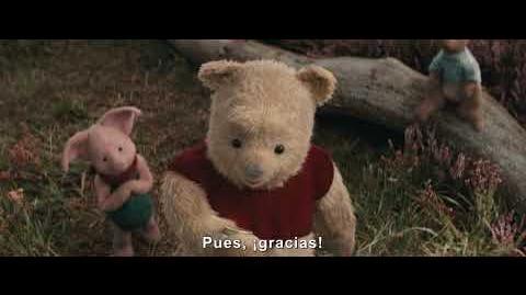 Christopher Robin un reencuentro inolvidable, de Disney - Tráiler