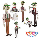 Coco Customs Officer 03