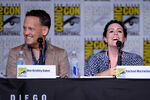 Dee Bradley Baker Rachael MacFarlane SDCC