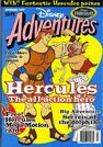 Disney adventures magazine australian cover september 1997 hercules