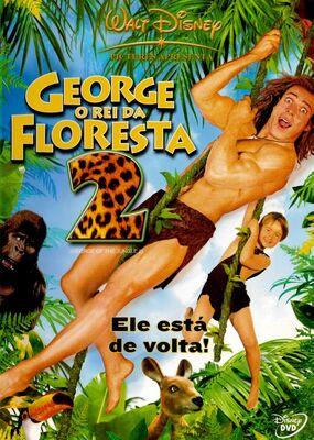 George, o Rei da Floresta 2 pôster