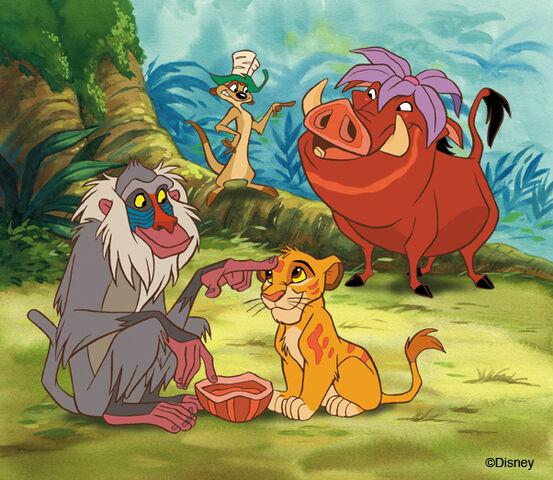 File:Lion King cel setup.jpg
