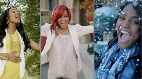 "McClain Sisters ""Great Divide"" Music Video from Disney's Secret of the Wings"