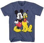 Mickey pluto tshirt