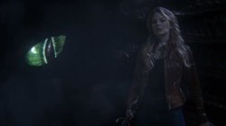 Once Upon a Time - 1x22 - A Land Without Magic - Maleficent Vs. Emma