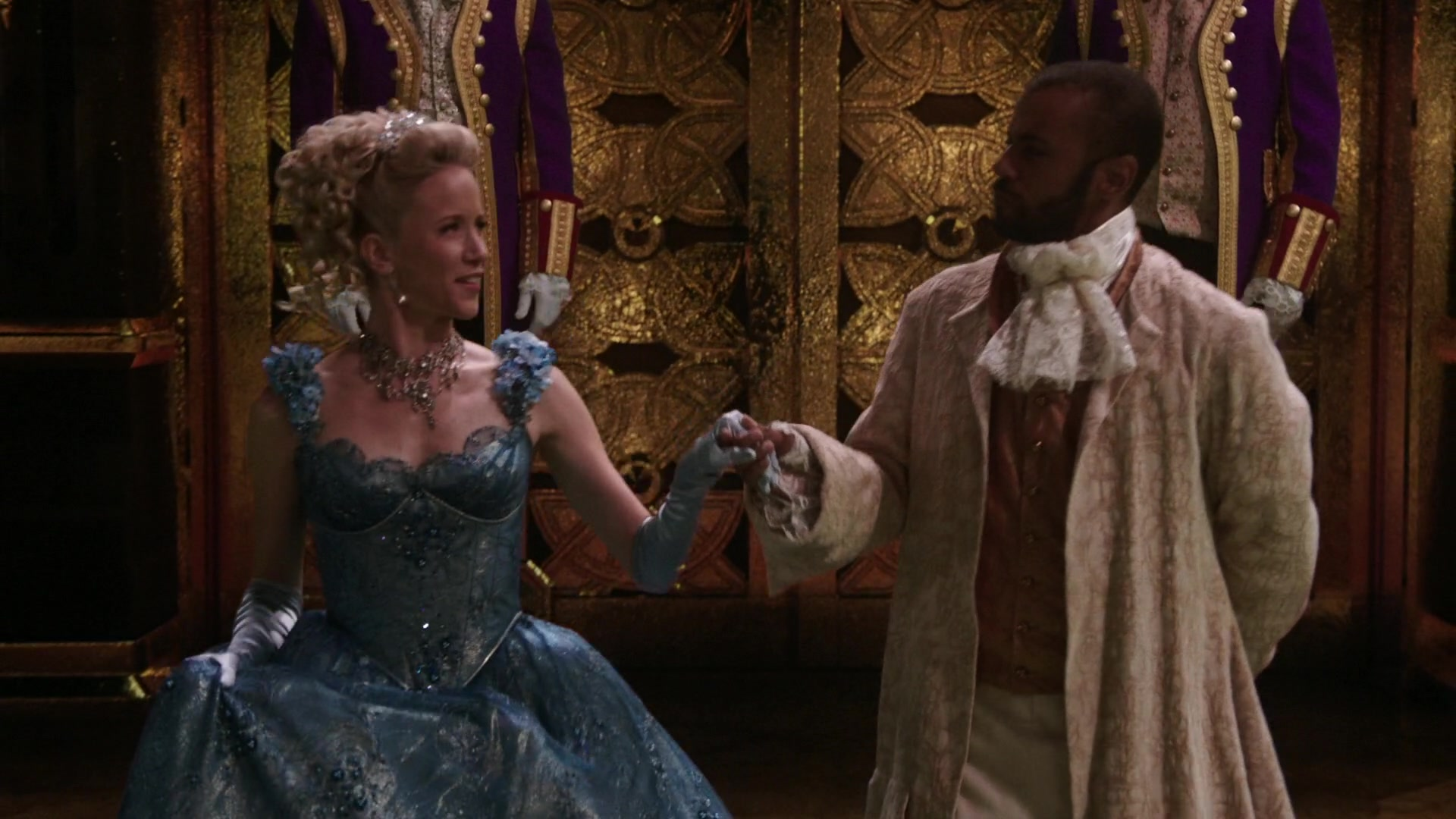 Once Upon a Time - 6x03 - The Other Shoe - Cinderella and Gus.jpg  sc 1 st  Disney Wiki - Fandom & Image - Once Upon a Time - 6x03 - The Other Shoe - Cinderella and ...