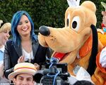 Pluto and demi lovato