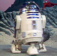 R2D2 muppet show