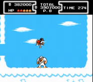 Snow Monster NES
