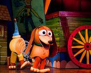 TSTM Slinky Dog