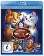 The Aristocats 2012 Germany Blu-Ray