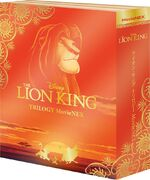 The Lion King Trilogy MovieNEX