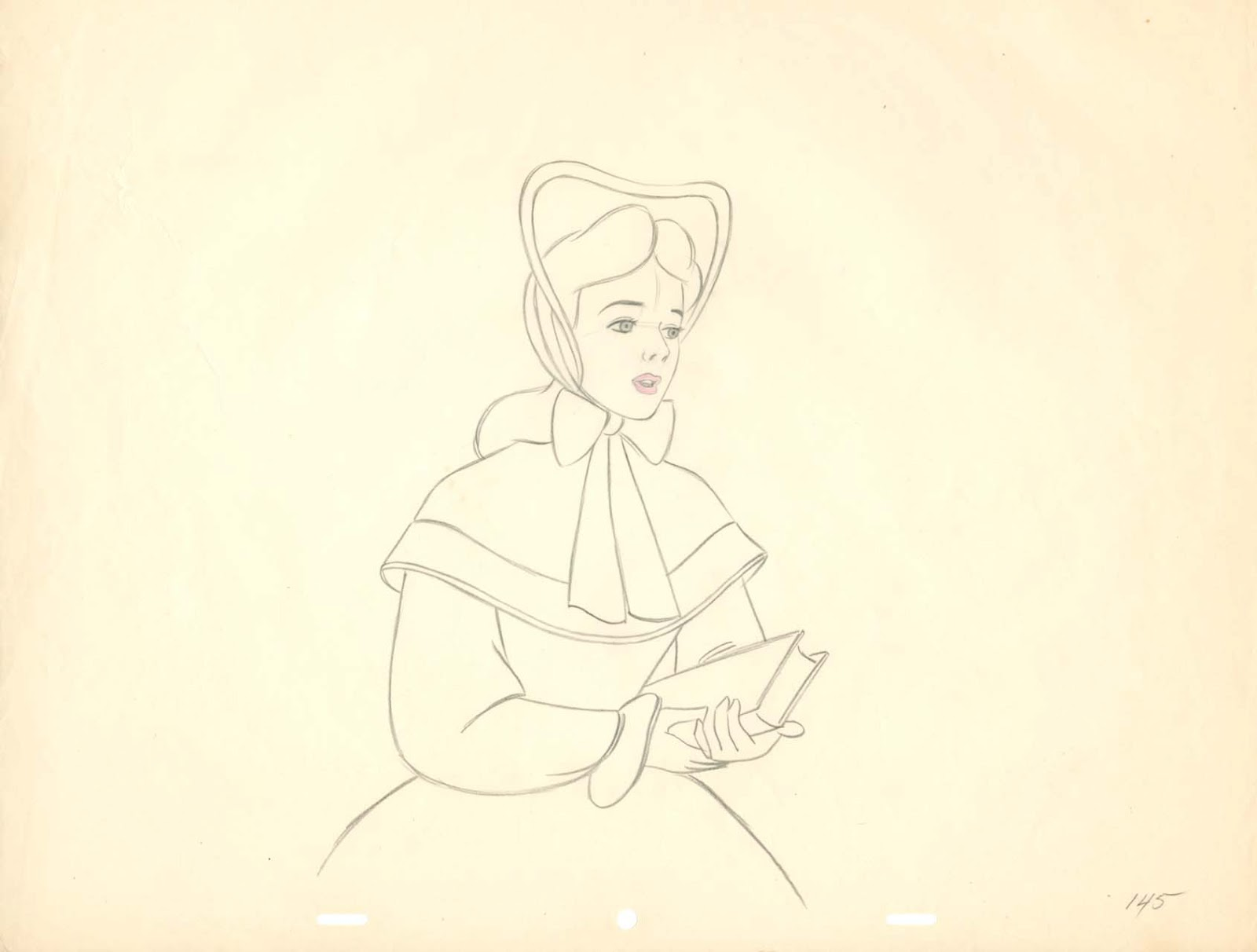 Line Drawing Wiki : Image field drawing alice s sister g disney wiki