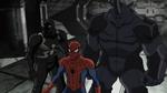 Agent Venom Rhino Spider-Man USMWW 1