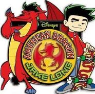 American Dragon Jake Long