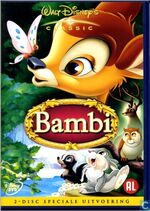 Bambi 2005 Dutch DVD