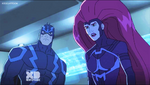 Black Bolt n Medusa AUR