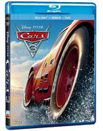 Cars 3 Blu-Ray and DVD Mexico